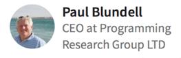 Paul blundell